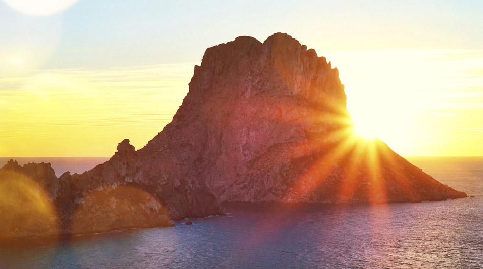Escapadas - La calma  Ibiza - Inspirity