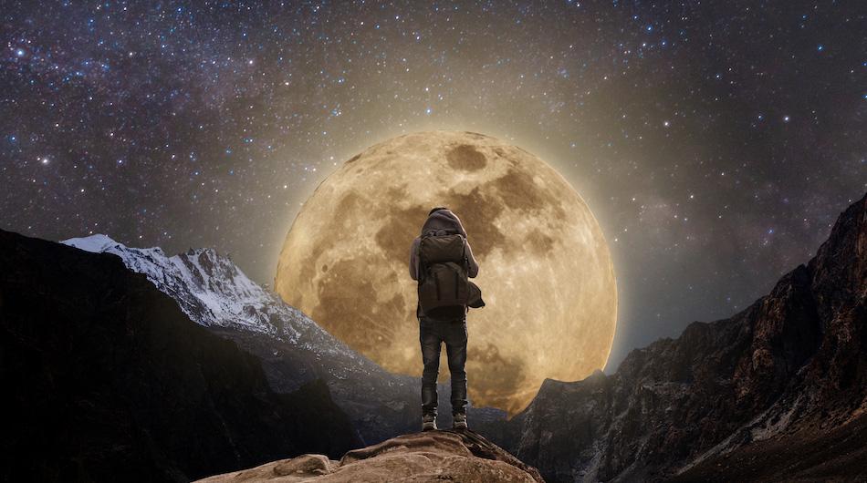 Aventura - LEl sol, la luna y la montaña - Inspirity