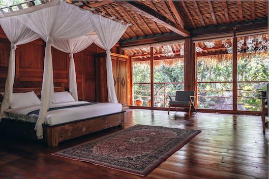 Alojamiento 01 - La Calma. Bali - Inspirity