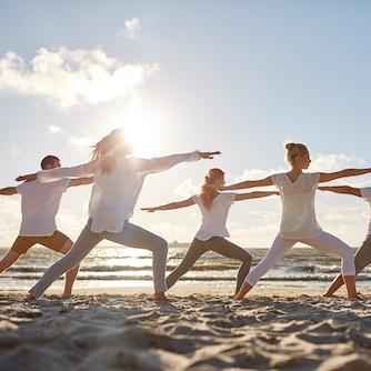 Eventos Wellness para empresas