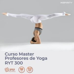 Formación Oficial Yoga 300h (RYT300h)